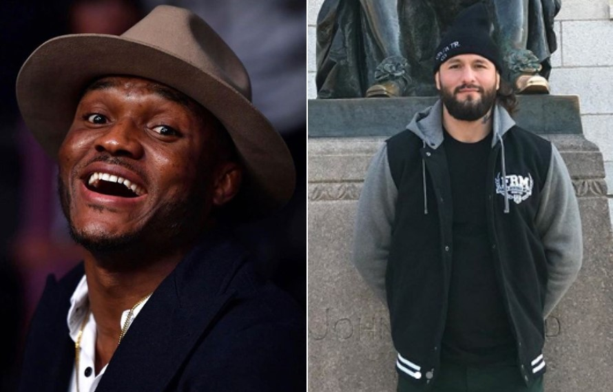 Kamaru Usman Rips Jorge Masvidal For Being Unable To Knock Out Nate Diaz