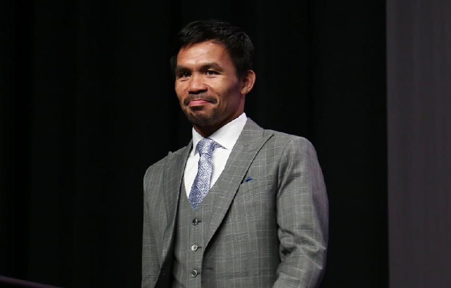 Manny Pacquiao Signs With Paradigm Sports Management Alongside Conor McGregor