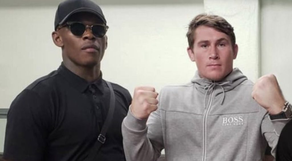"""Darren Till Believes He Has """"Too Much Power"""" for Israel Adesanya When They Fight"""