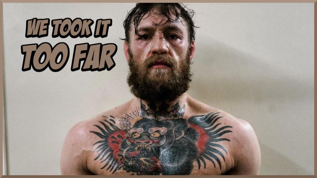 "Conor McGregor Confesses Khabib Beef ""Went Too Far"" in UFC 229 Leadup"