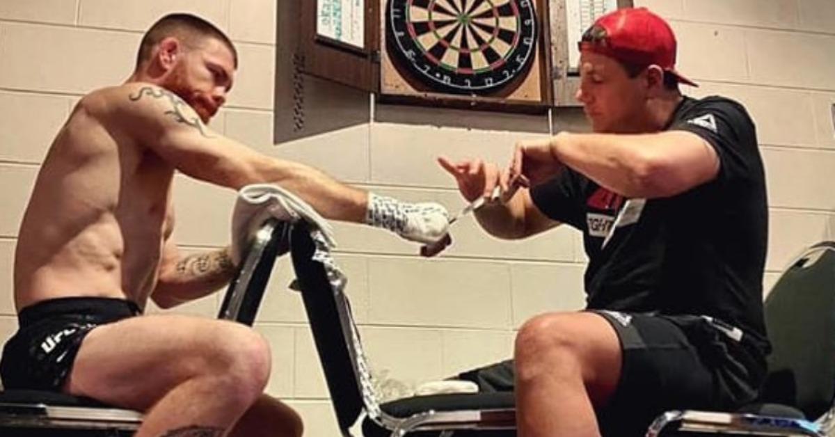 Coach: Paul Felder Lost $82k Because Of UFC Auckland Judges