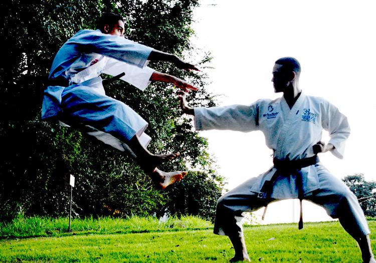 Right Martial Art