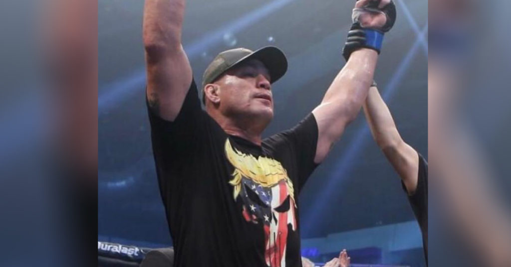 Tito Ortiz's Submission Win Over Alberto Del Rio Is Back In Books After Being Cleared Of Banned Substance