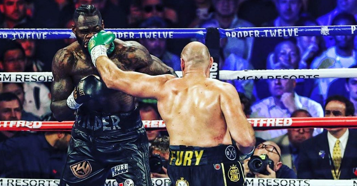 Wilder Activates Rematch Clause, Trilogy with Fury Set for July 18th