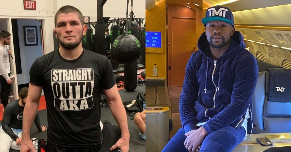 Khabib Nurmagomedov Wants 11 Rounds Of Boxing, 1 Round Of MMA With Floyd Mayweather