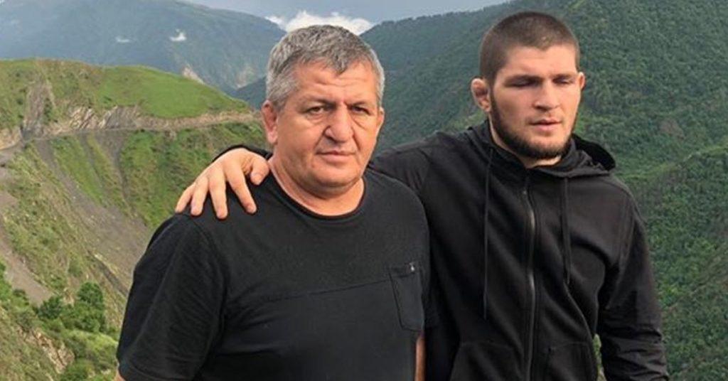 Khabib Nurmagomedov's Father: Tony Ferguson Fight 'Most Likely' Could Move To Dubai