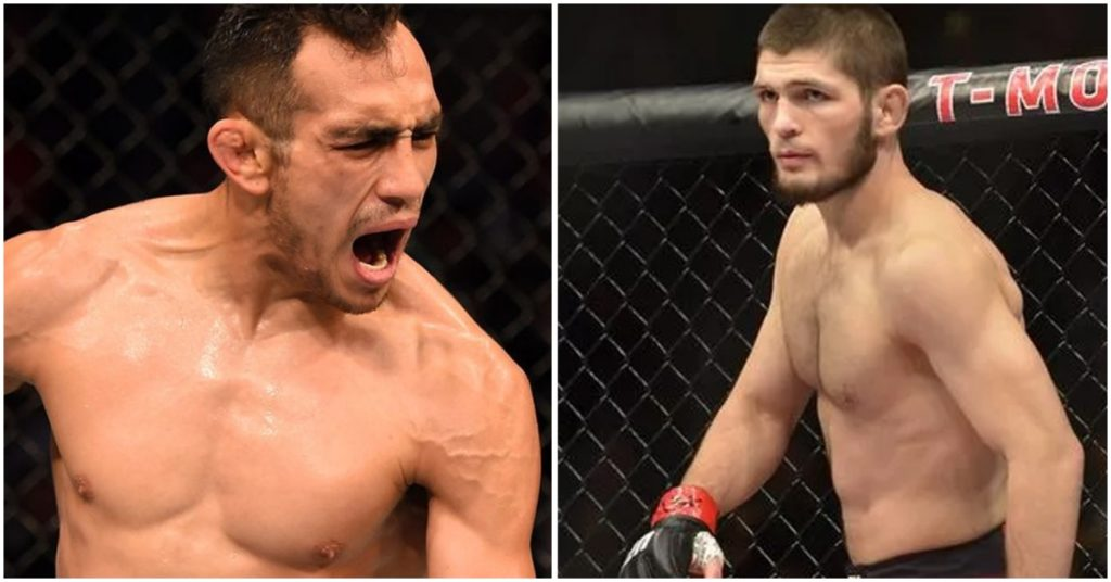 Khabib Nurmagomedov Won't Use Mental Health to Promote bout with Tony Ferguson