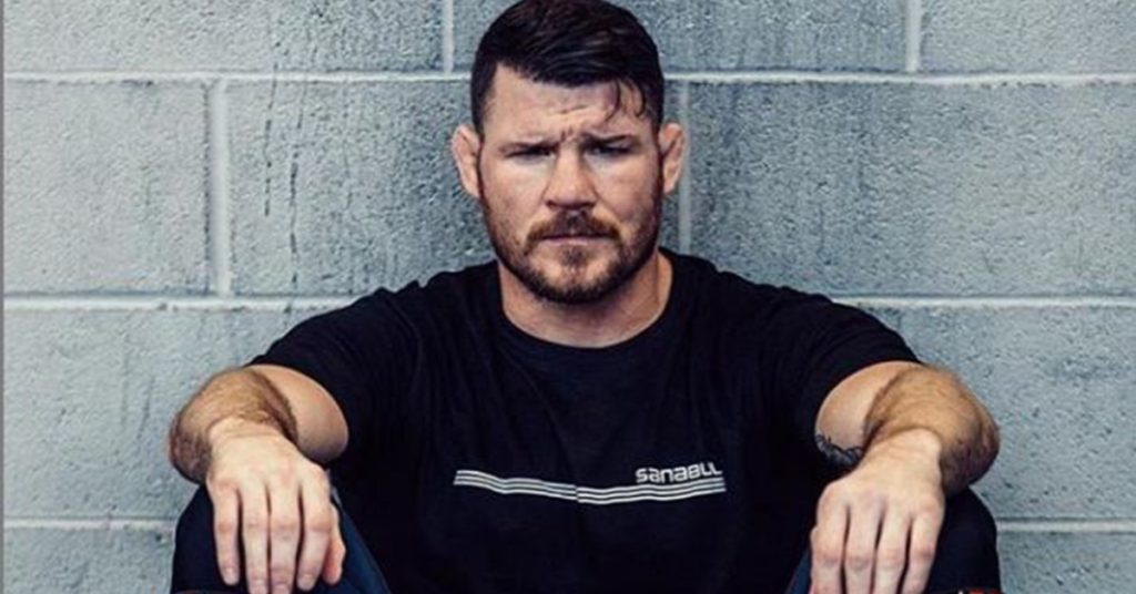 "Michael Bisping Says ""No Logic"" in Tony Ferguson's Arguement on Khabib's MMA Record"