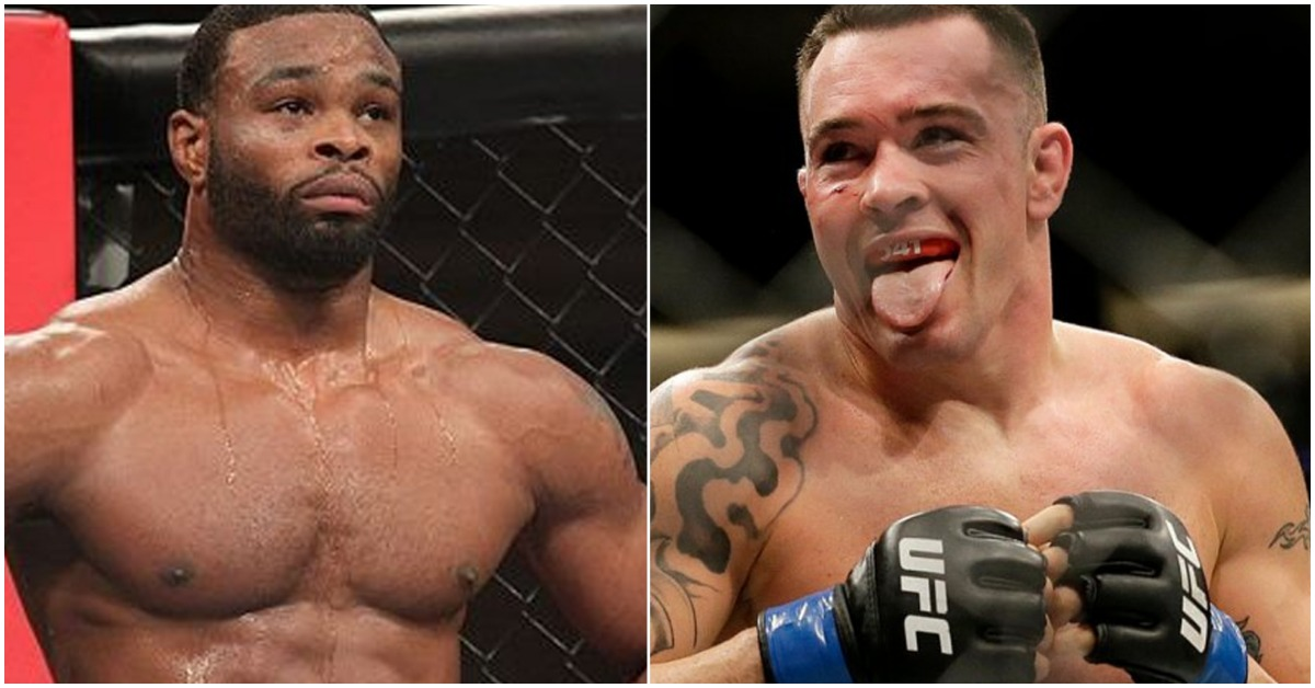 Tyron Woodley Reveals Bout vs Colby Covington Official for September 19th