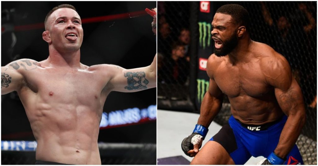 Colby Covington Looking To End Tyron Woodley On 'Dana White's Fight Island'