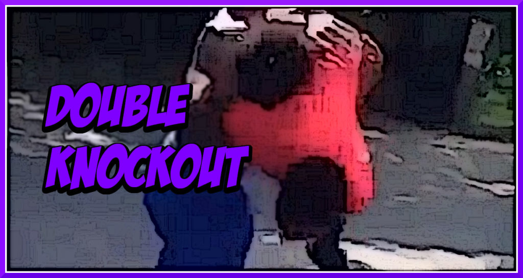 Street MMA: Slam Double Knockout Leaves BOTH Competitors on DREAM STREET