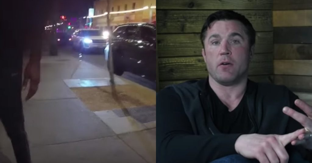 Chael Sonnen Felt Cops Humiliated Jon Jones During DWI Arrest