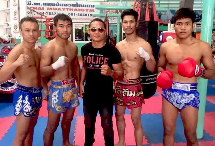 Saenchai Training Camp