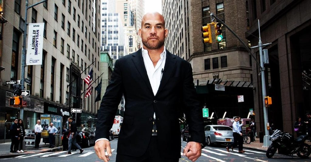 Tito Ortiz Breaks Down Conspiracy Theory About 'Man-Made' Virus Stopping Protests