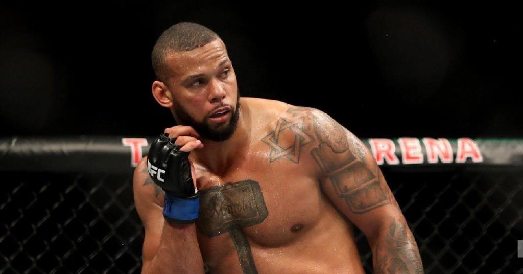 Thiago Santos Slams Israel Adesanya's UFC 248 Performance: 'Romero Won That Fight'