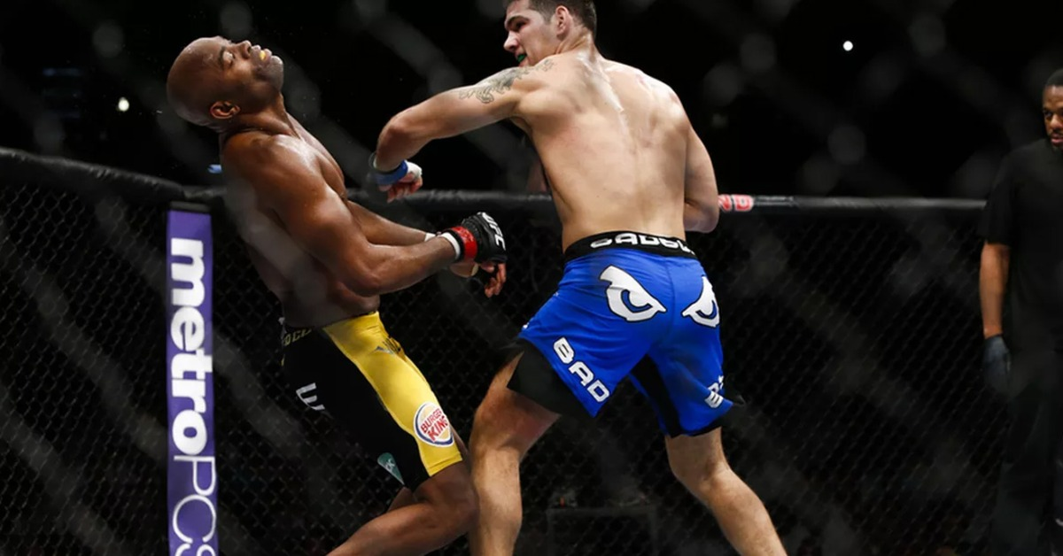 Anderson Silva Wanted To Retire Before Chris Weidman Defeat