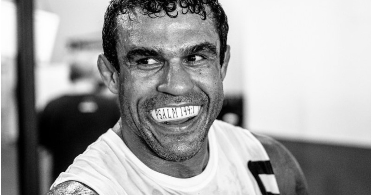Vitor Belfort Reveals He's Fighting Alain Ngalani In ONE Championship Debut