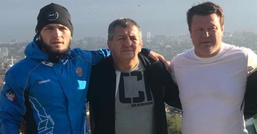 UFC 6 Winner Oleg Taktarov Takes Dig At Khabib Nurmagomedov's Father