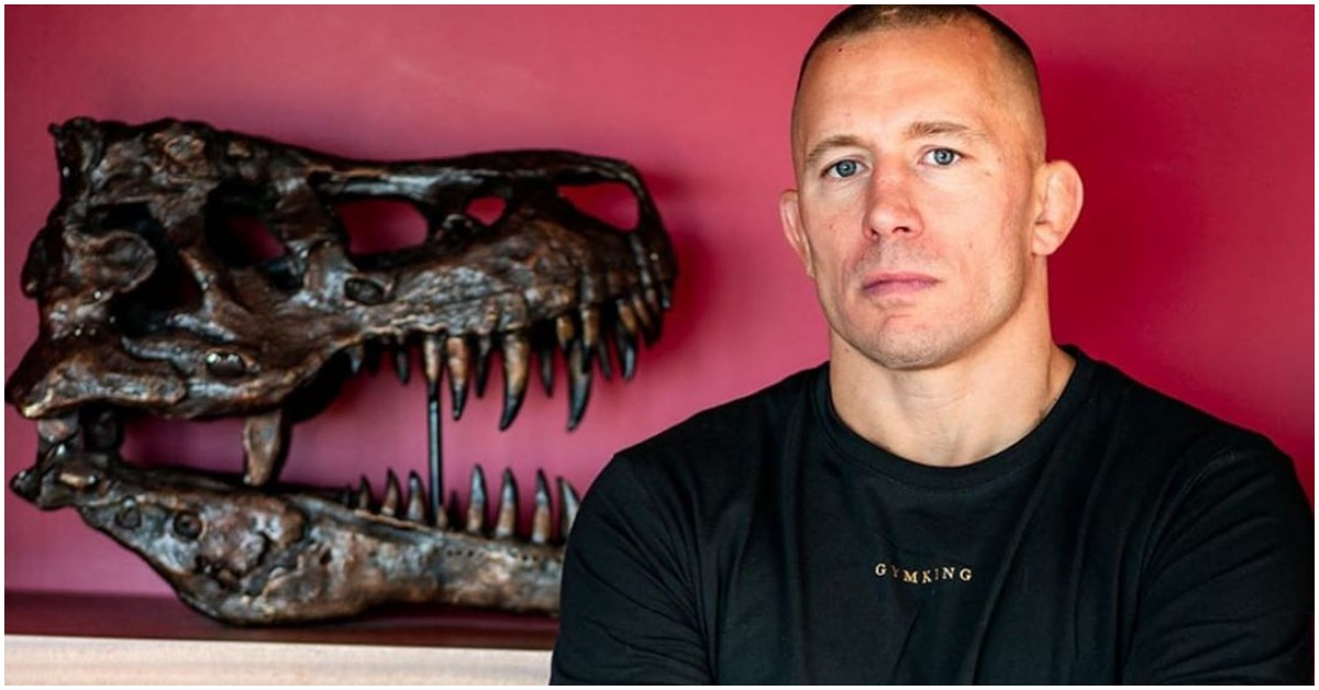 Georges St Pierre Reveals Only Making $3,000 in UFC Debut at UFC 46