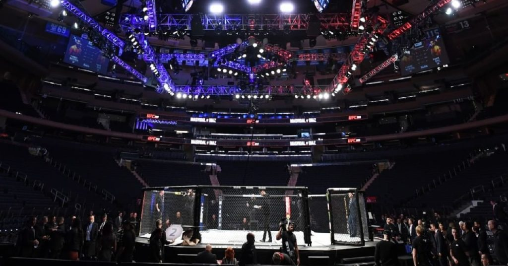 UFC's May 9th Card Rumored to Take Place in Florida