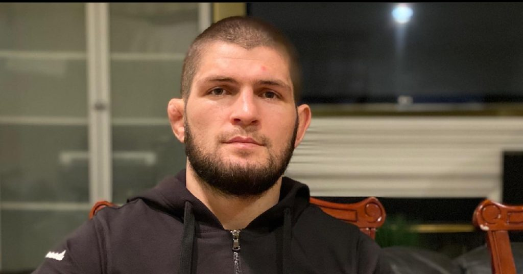 Khabib Nurmagomedov Begs His Fellow Russians To Take Global Health Crisis More Seriously