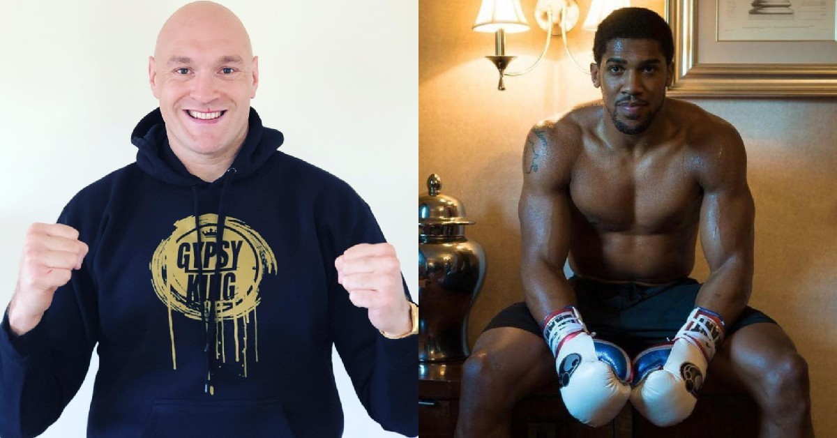 Talks underway for possible Tyson Fury-Anthony Joshua unification fight
