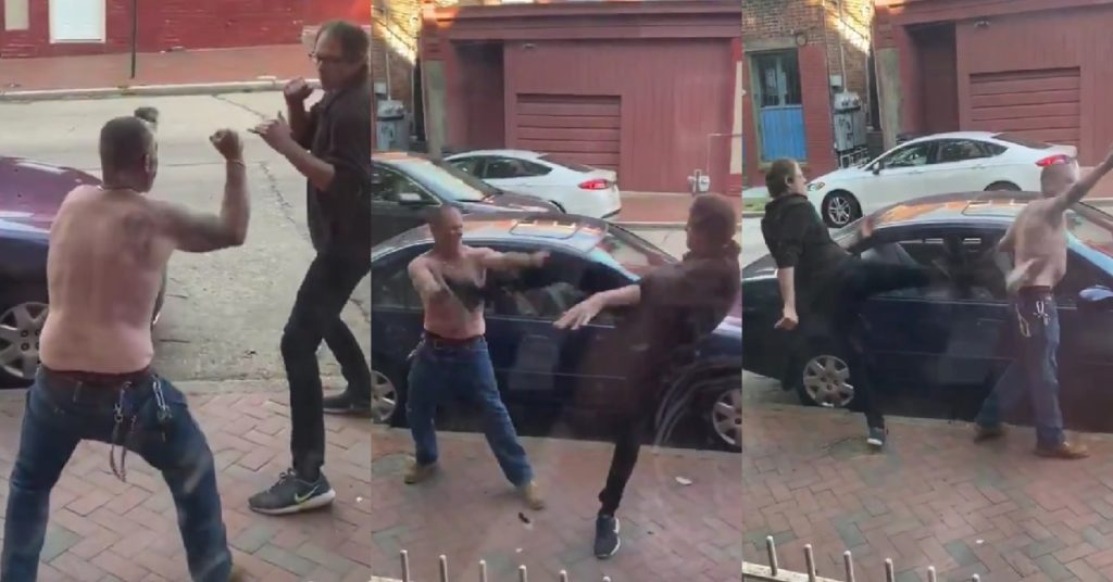 Street MMA: Be Careful What You Ask For, You Might Just Get Your Ass Kicked