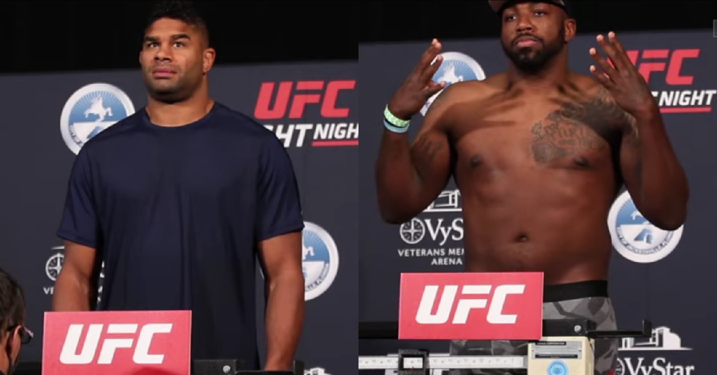 UFC on ESPN 8 Weigh-In's: All Fights Make Weight, Urijah Faber Surprises On The Scale As Alternate