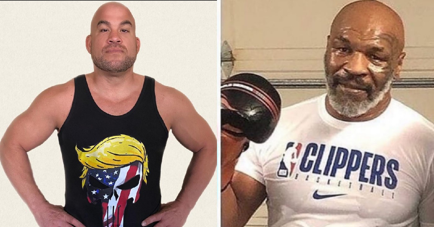 (Video) Tito Ortiz Releases Promo, Discusses Potential Mike Tyson Boxing Match