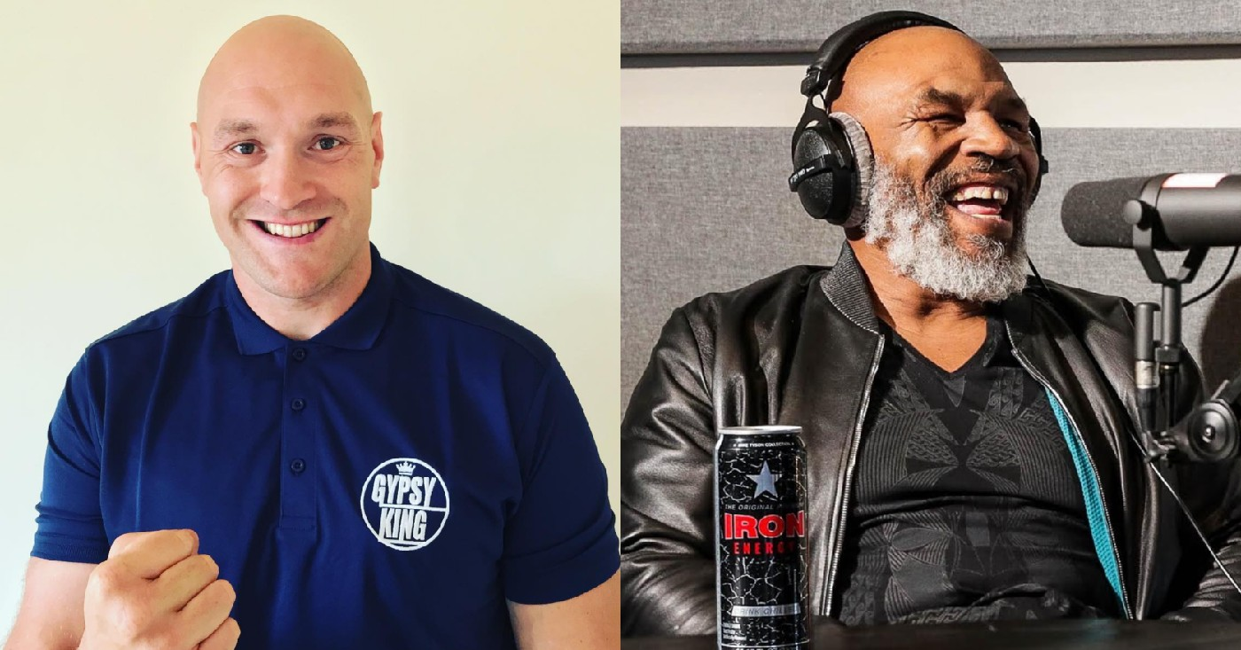 Tyson Fury Reveals He Was Contacted For Boxing Match With Mike Tyson