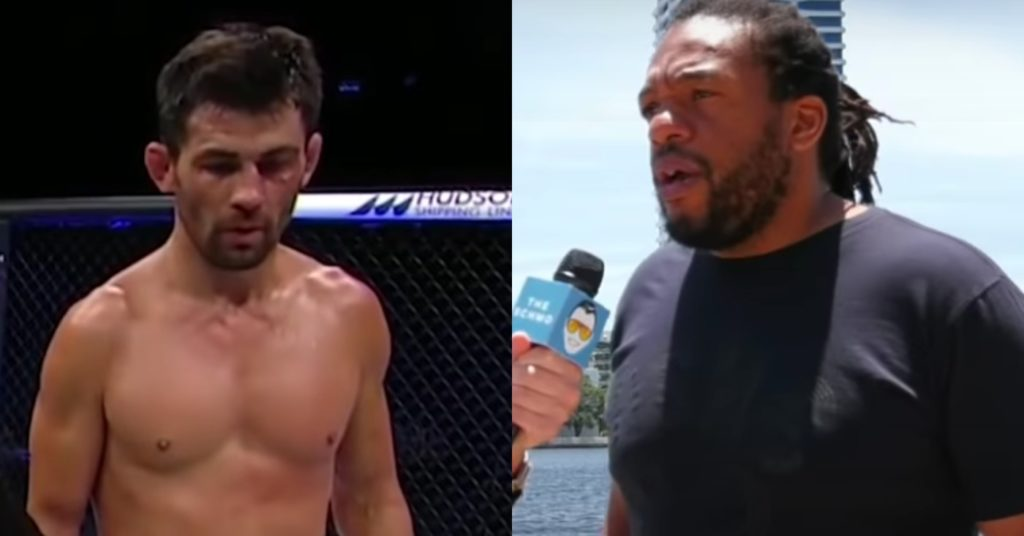 Herb Dean Responds To Dominick Cruz's Cigarette, Alcohol Accusation Of Keith Peterson