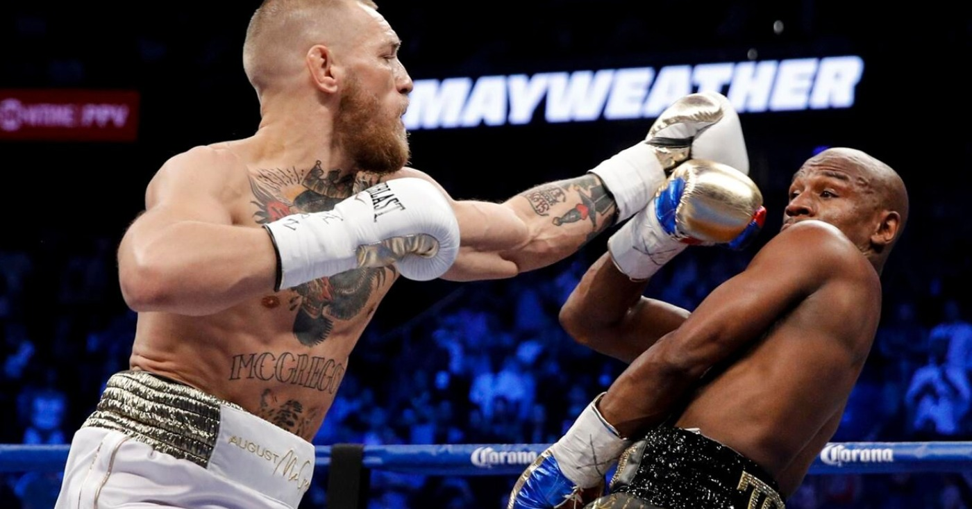 Conor McGregor Promises His Life He Will Beat Floyd Mayweather In Rematch