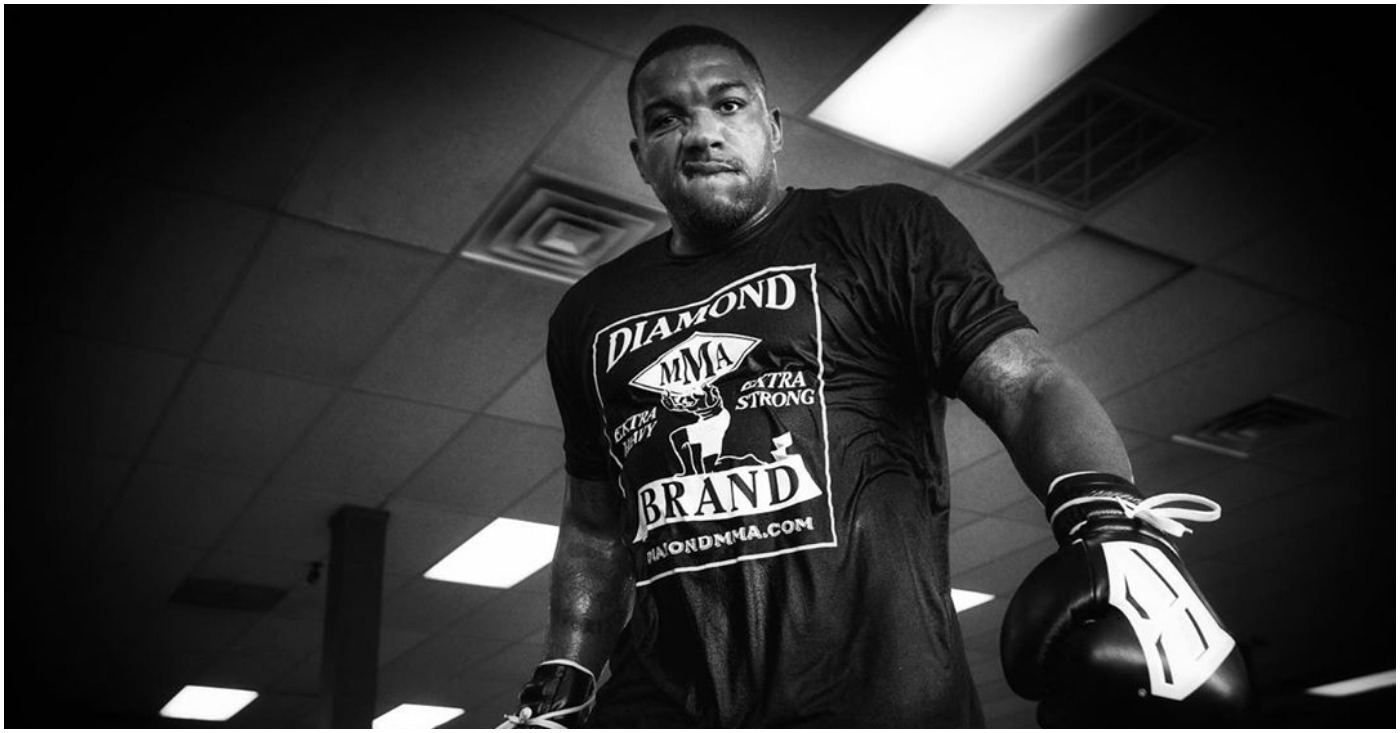 (Video) UFC Heavyweight Walt Harris to Run for City Council in Homewood, Alabama