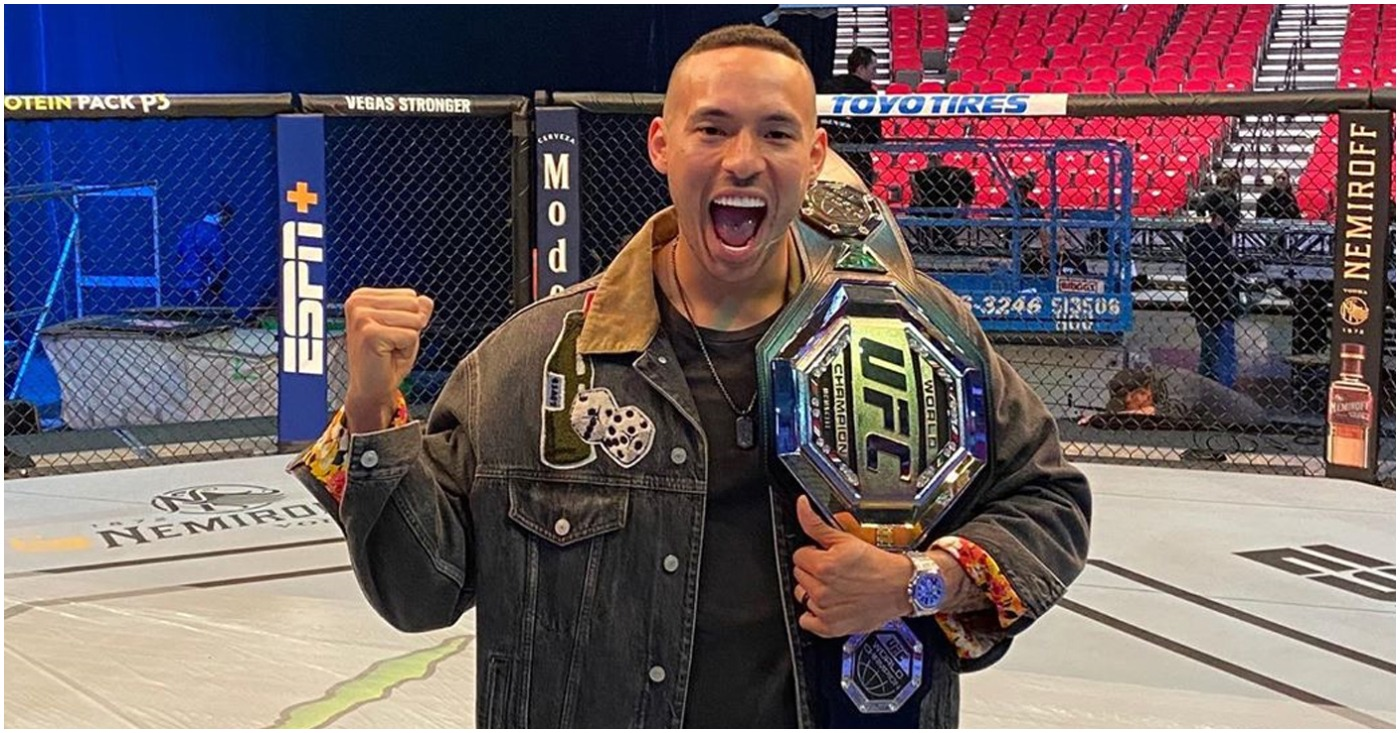 """World Series Champion Carlos Correa Would """"Love To Cross Over Into the UFC"""""""