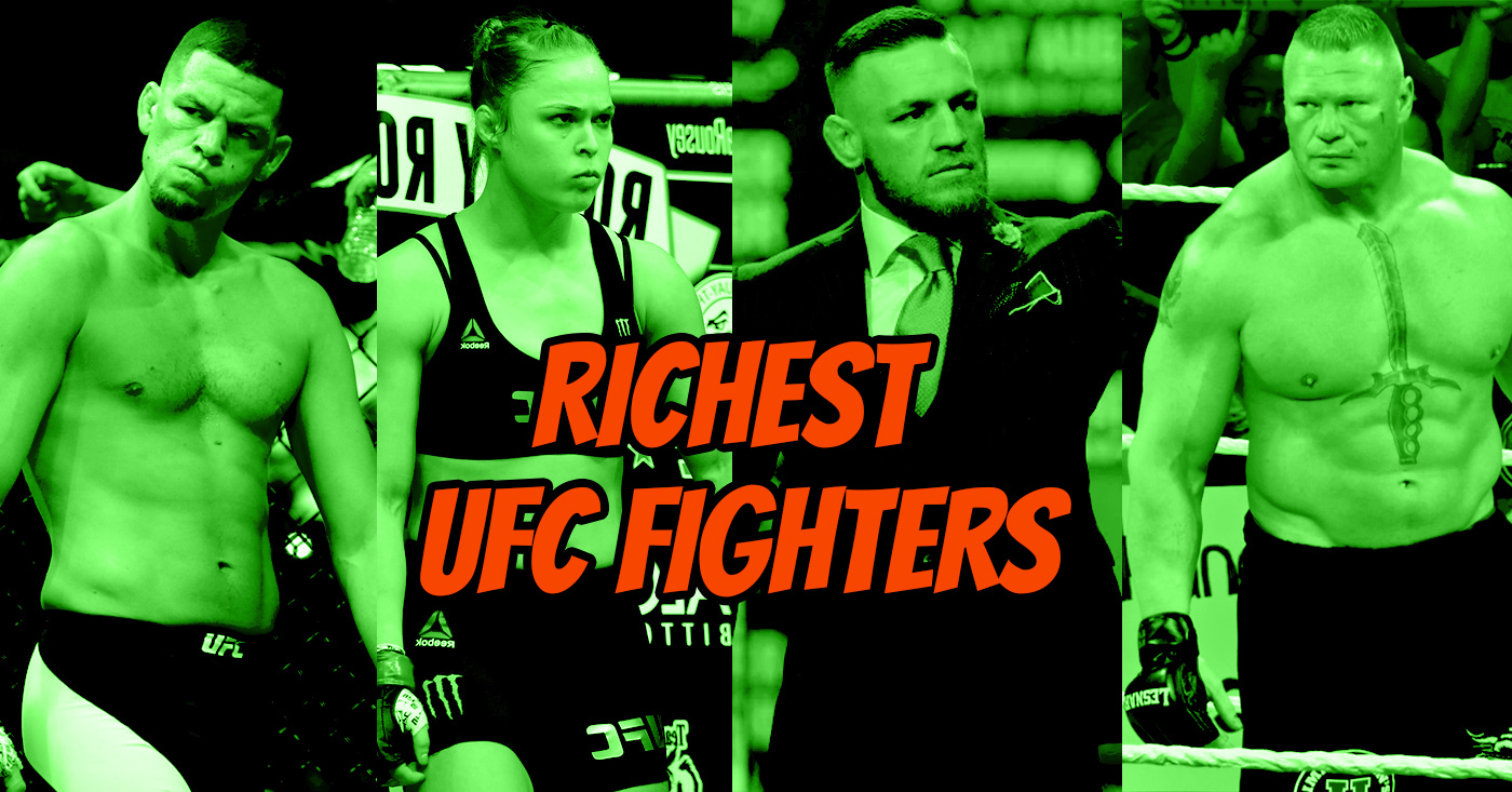 The Top 10 Richest Ufc Fighters 2020 Middleeasy