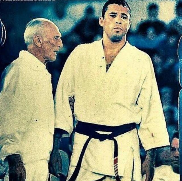 Royce Gracie MMA