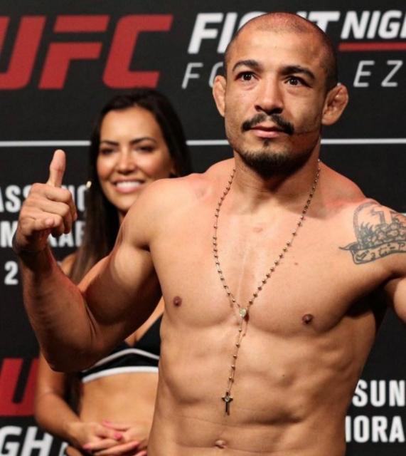Jose Aldo MMA
