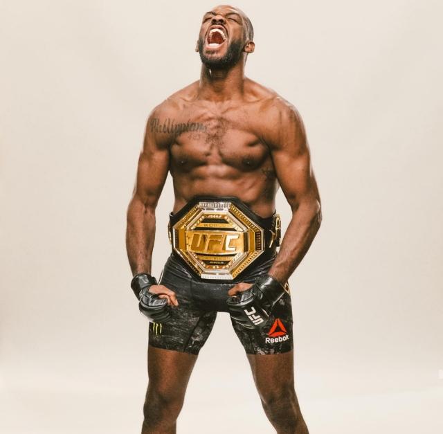 Jon Jones MMA
