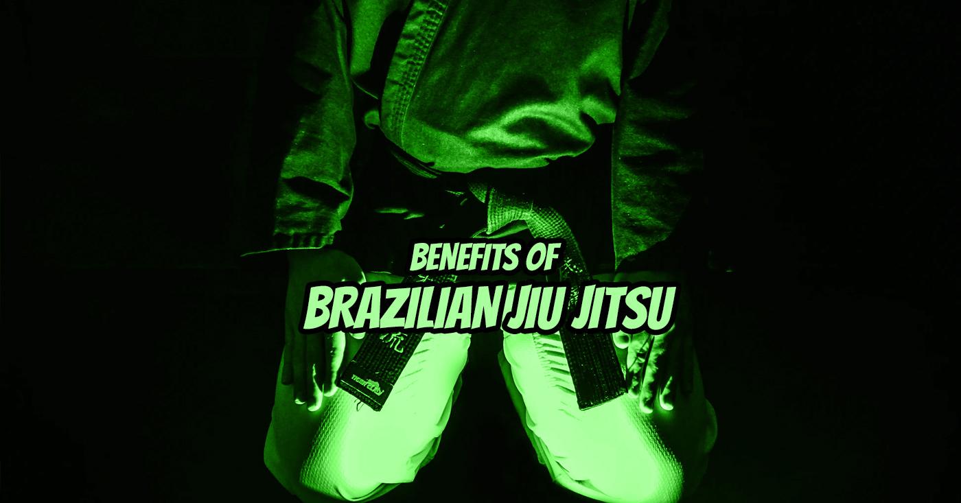 The 10 Life Changing Benefits of Brazilian Jiu Jitsu