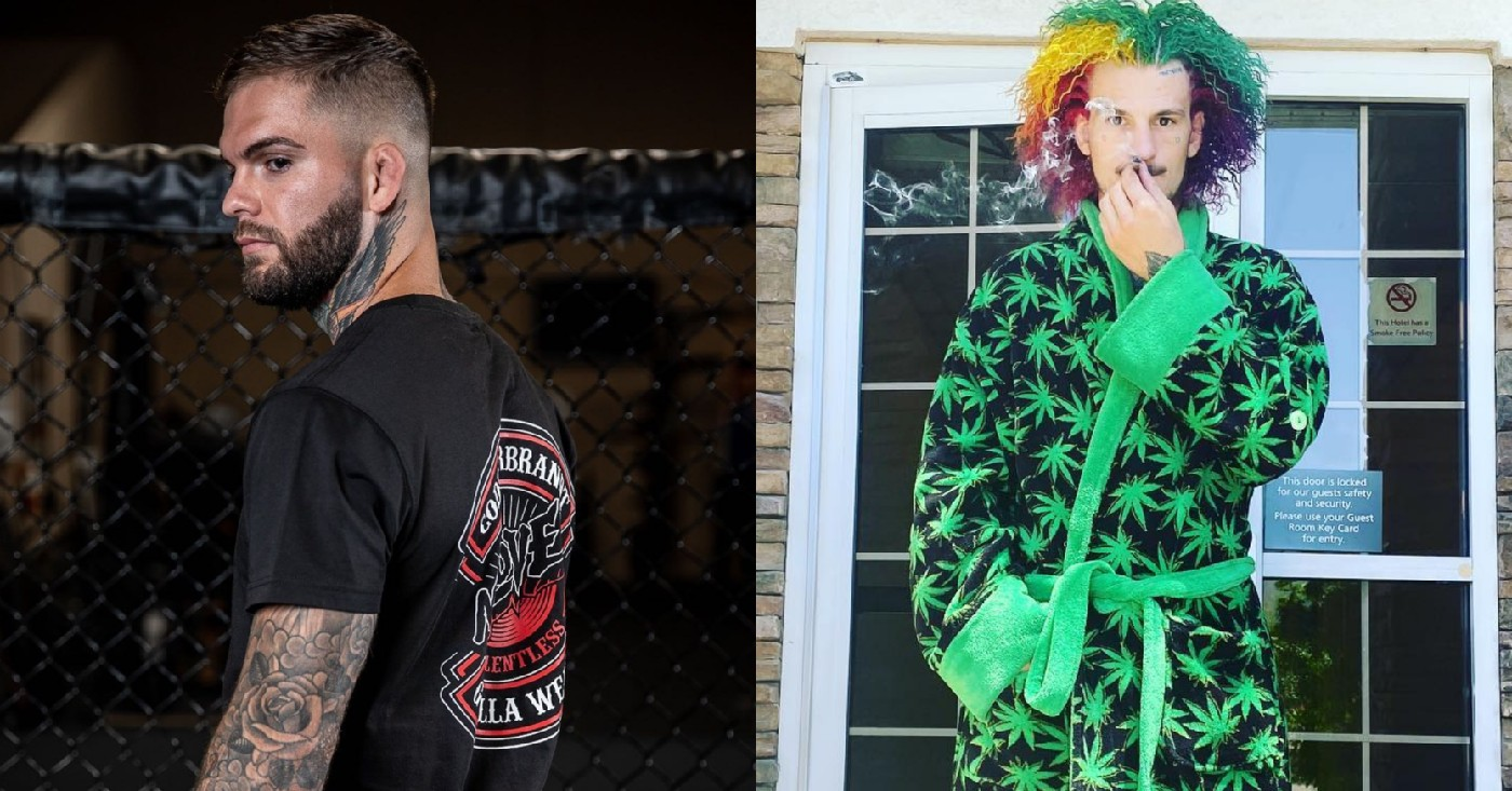 Cody Garbrandt Claps Back At Sean O'Malley For Dissing His Knockout