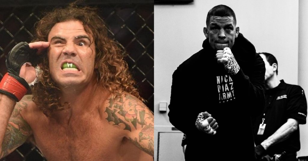 Clay Guida Says UFC Is 'Protecting' Nate Diaz From Him: 'I Beat His A– Once, I'll Beat His A– Again'