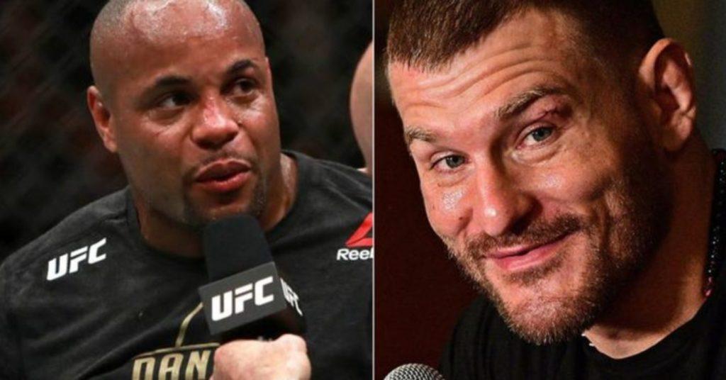 Stipe Miocic vs. Daniel Cormier Trilogy Official For UFC 252, Cormier Reacts