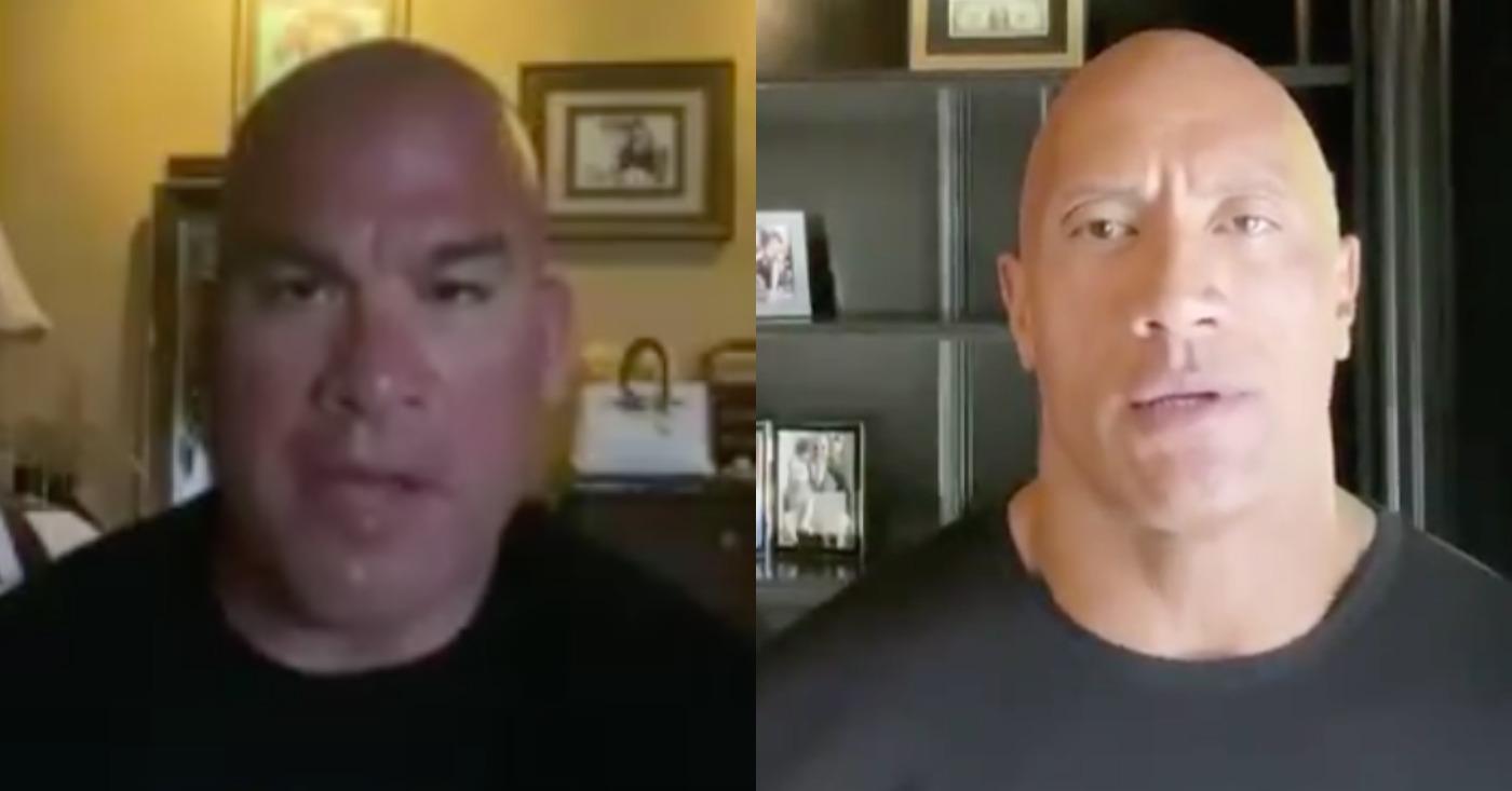 Tito Ortiz Calls The Rock Out For Criticism Of Donald Trump