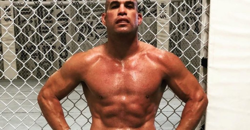 Tito Ortiz Serious About Becoming Cop: 'Just Depends On What Ranking I Want To Do'