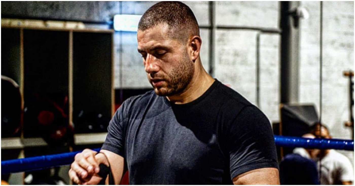Gokhan Saki Released By UFC, Teases Kickboxing Return