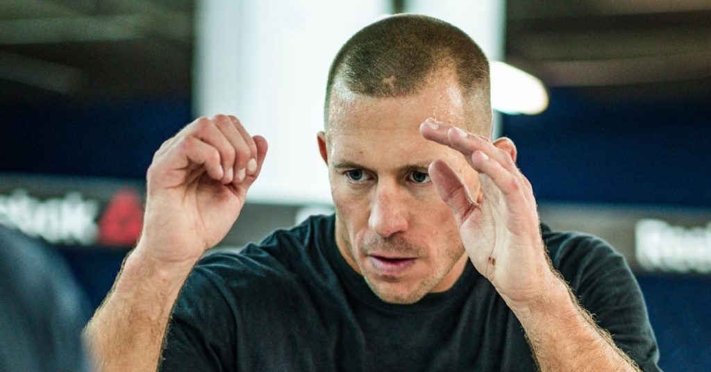 Georges St Pierre Teases Possible UFC Return: 'Never Say Never'