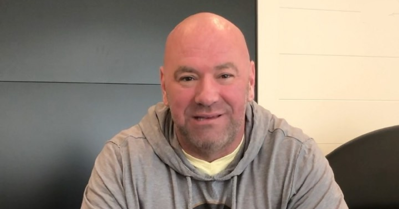Dana White Has Heated Debate Over Fighter Pay Complaints With ESPN 'First Take' Reporter
