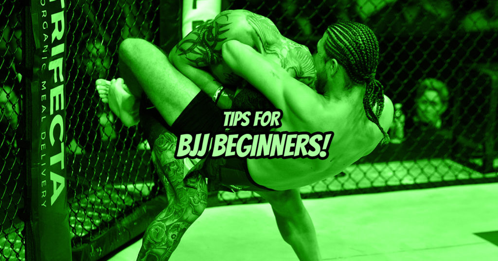 10 Most Important Tips For BJJ Beginners