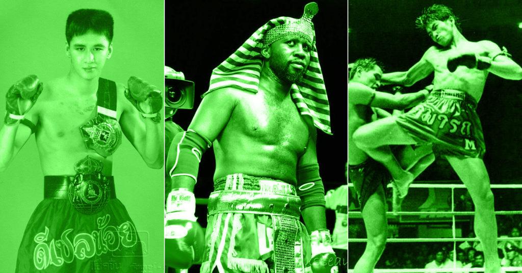 Legends of Muay Thai's Golden Era