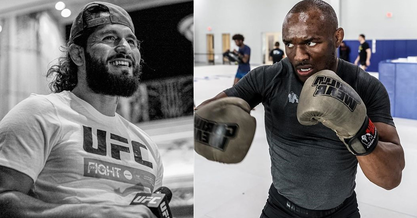 Breaking! Jorge Masvidal vs. Kamaru Usman Fight Negotiations Underway For UFC 251